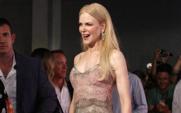Galardonan a Nicole Kidman en Los Cabos; busca apoyar a mujeres cineastas