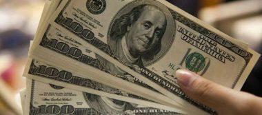 Dólar promedia en 18.92 pesos a la venta en el aeropuerto capitalino