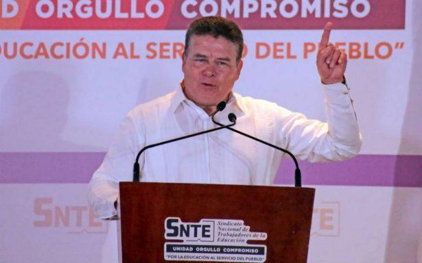 Suspenden a Juan Díaz como líder del SNTE