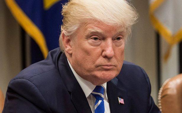Muro fronterizo con México es vital para EU: Trump