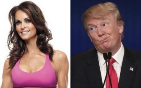 Otro amorío: Trump tuvo una aventura con una conejita de Playboy