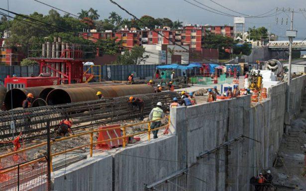Irregulares cuatro contratos de construcción del Paso Express