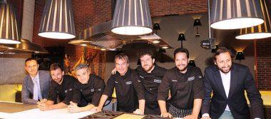 Presentan la nueva campaña de Mongram e inauguran espacio culinario