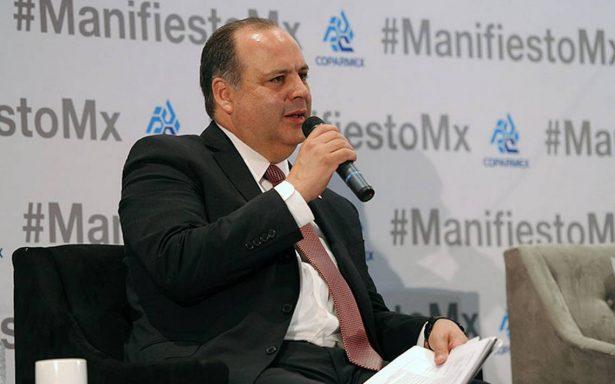 Sobrarán empresas interesadas en concesión de NAIM: Coparmex