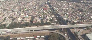 Hay mala calidad del aire en Chalco, Estado de México