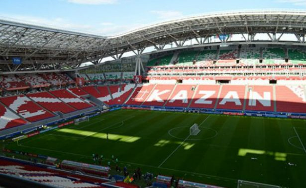 La Arena Kazán es una joya espectacular
