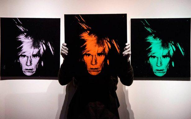 Venden los míticos 'Seis autorretratos' de Andy Warhol por ¡más de 25 millones de euros!