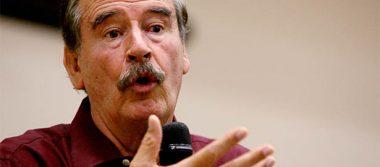 Controlen a Vicente Fox porque irrita a Trump, le recomiendan a México