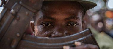 Los niños de la guerra en Sudán del Sur