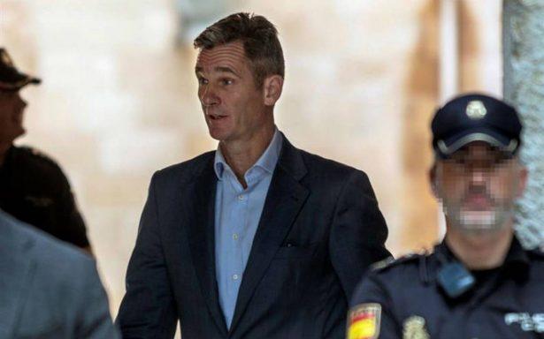 Iñaki Urdagarin, cuñado del rey Felipe VI ingresa a prisión por un caso de corrupción