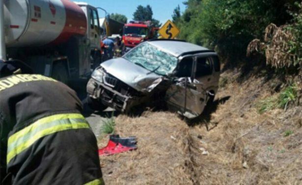 Primer día festivo en Chile deja tres muertos y 130 accidentes