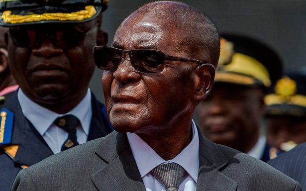 Tras críticas, OMS anula nombramiento de Mugabe como embajador de Buena Voluntad
