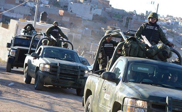 Ejército debe patrullar las calles, piden zacatecanos