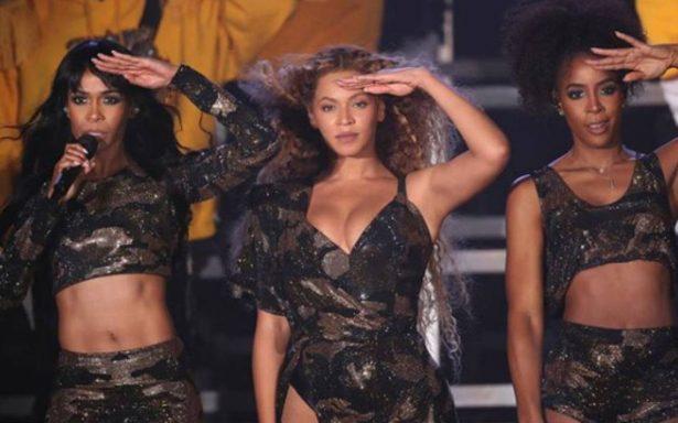 Beyoncé se reúne con las Destiny's Child y hace historia en Coachella