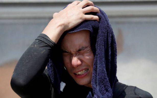 Ola de calor invade a Japón, hay 14 muertos y mil 500 hospitalizados