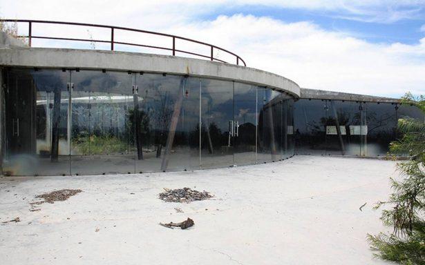 Rescatarán museo abandonado