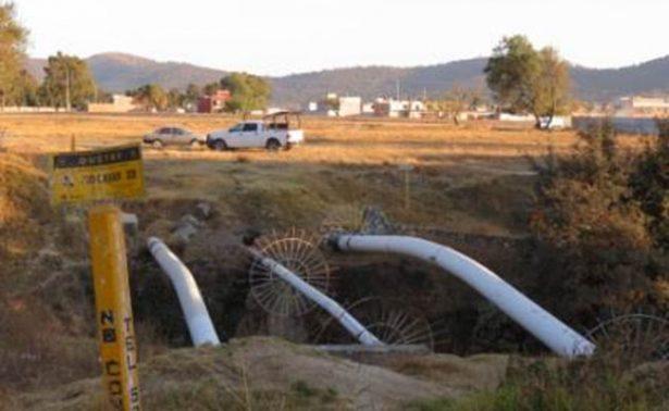 Aseguran tomas clandestinas de hidrocarburo en Jalisco