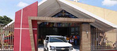 Ante polémica, ya no donarán camioneta de lujo a parroquia de Huimanguillo