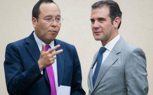 Lorenzo Córdova llama a Senado a emitir convocatoria para nuevo titular de la Fepade