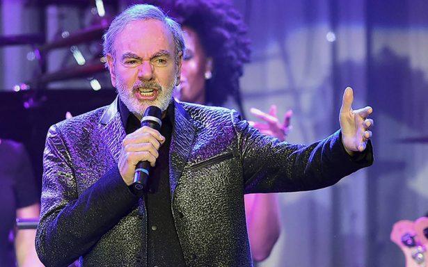 El cantante Neil Diamond se retira por padecer Parkinson
