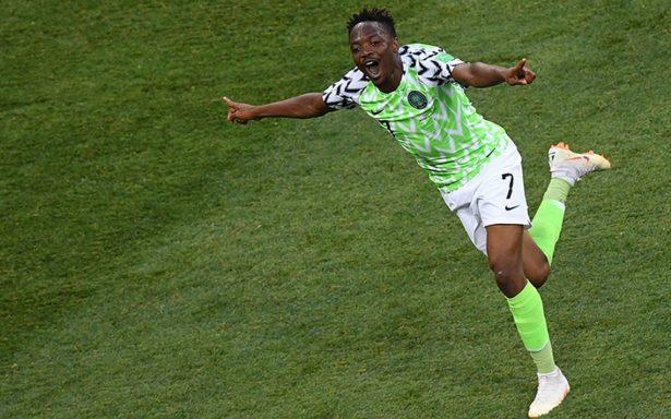 ¡De nada, Argentina! Nigeria vence a Islandia 2-0 y el Grupo D está de nervios
