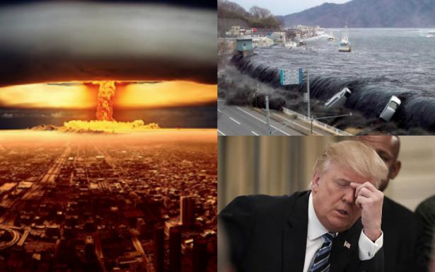 Guerra nuclear, muerte de Trump y desastres naturales: las predicciones para el 2018