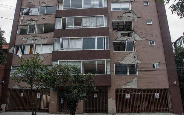 Si mi casa se daño en el sismo, ¿cómo y dónde puedo rentar en la CDMX?