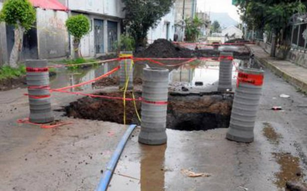 El reto del agua en el subsuelo de Tláhuac