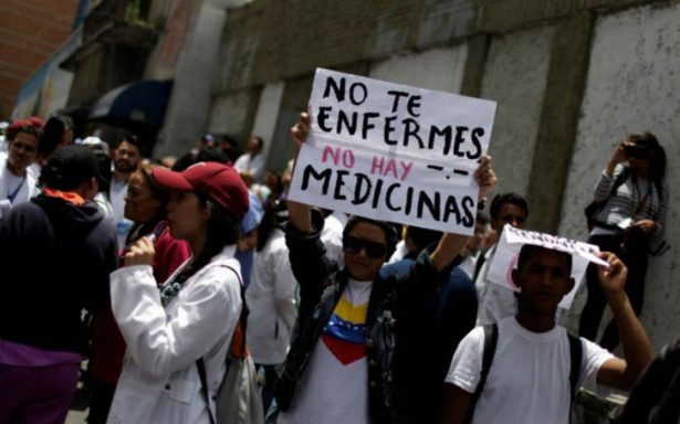 Suben casos de suicidio en Venezuela por crisis económica