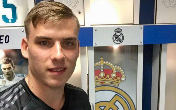 El Real Madrid ficha al joven portero ucraniano Andriy Lunin