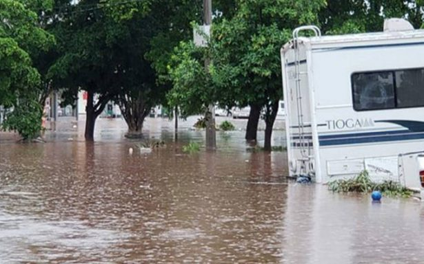 Hay tres muertos y tres desaparecidos tras intensas lluvias en Culiacán: Protección Civil