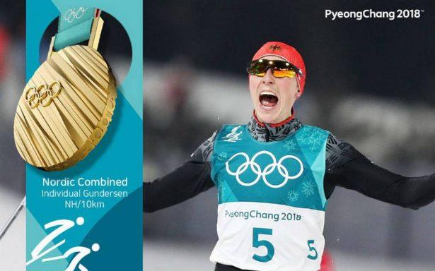 Alemania amplía su ventaja en medallero de Pyeongchang 2018
