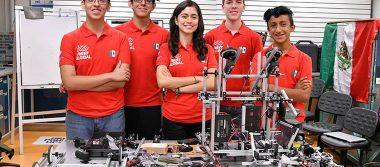 Alumnos del Tec de Monterrey representarán a México en mundial de robótica First Global Challenge 2018