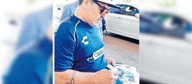 [Exclusiva] Quiero ser campeón: Maradona, hoy debuta con Dorados