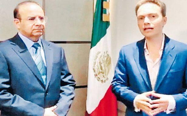 Manuel Velasco y Segob acuerdan proteger derechos humanos de migrantes