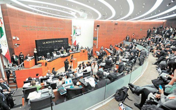 Senado aprueba reformas que avalan censura en internet