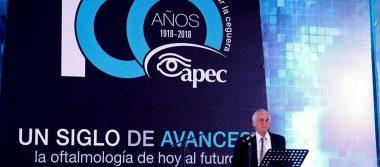 La APEC celebra 100 años con una cena baile