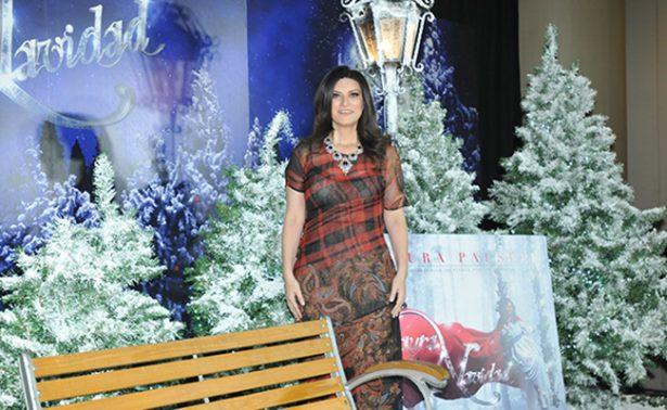 Laura Pausini nos platica sus planes y te desea ¡Feliz Navidad!.
