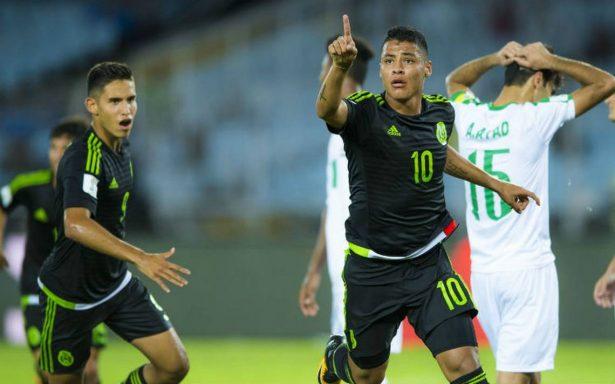 México debuta en Mundial Sub 17 con empate ante Irak
