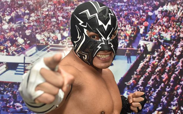 El luchador Eléctrico recibe la oportunidad para demostrar su potencial