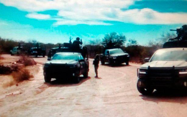 Un militar muerto y 6 más heridos tras persecución a huachicoleros en Sinaloa