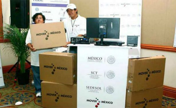 Concluye SCT entrega de televisores digitales por apagón analógico