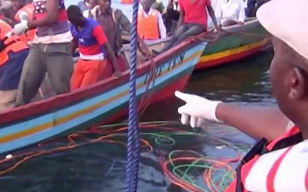 Suman 126 muertos por naufragio de ferry en Tanzania