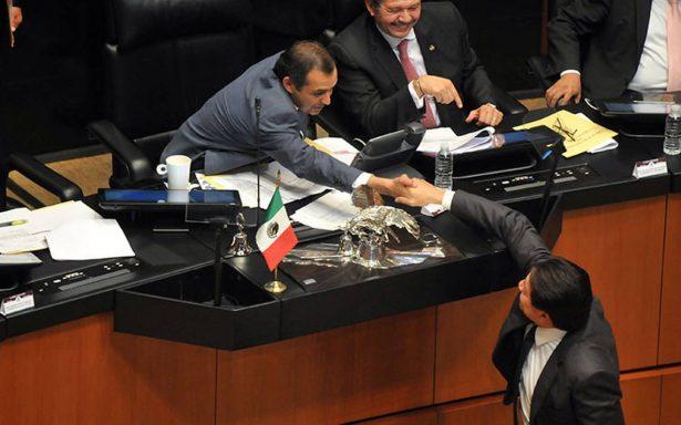 Alista Senado proceso para relevo legislativo