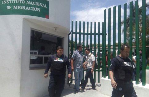 Desconoce el INM sobre migrantes irregulares