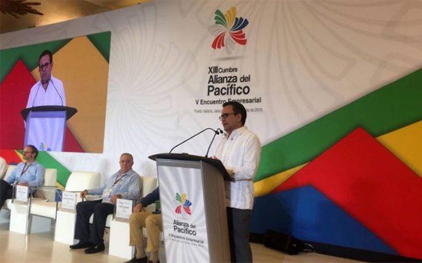Apuestan en la Alianza del Pacífico al libre comercio para hacer frente al proteccionismo