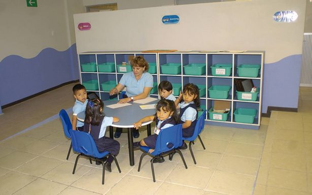 Guarderías del IMSS certifican el primer grado de educación preescolar