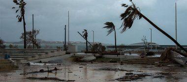 Huracán María golpea las Bahamas, así como Islas Turcas y Caicos