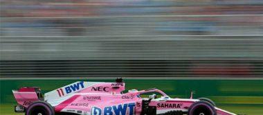 Sergio Pérez saldrá en el lugar 13 en el GP de Australia