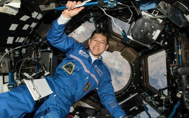 ¿Por qué este astronauta japonés creció nueve centímetros en el espacio?